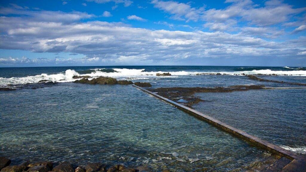 Die 5 besten Naturschwimmbäder auf Gran Canaria