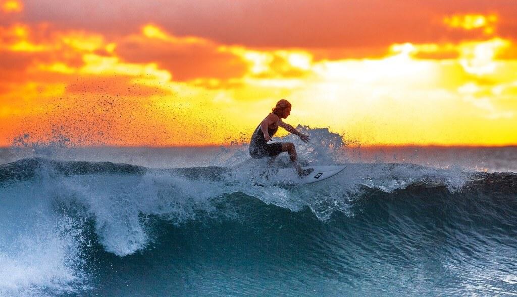 Canarias, paraíso del surf