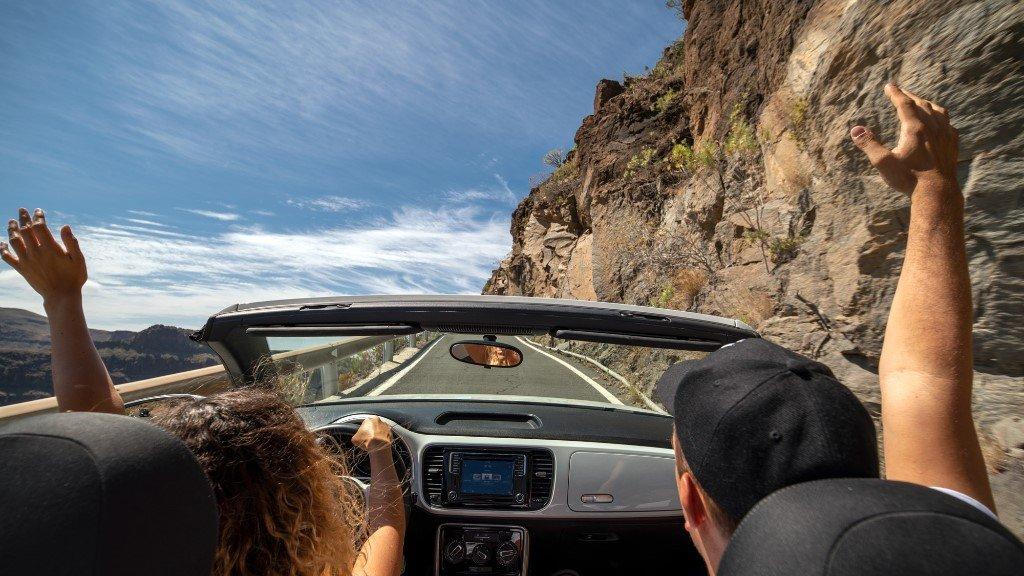 Descubre Gran Canaria con estas rutas en coche